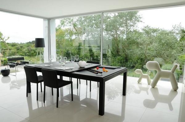 Бильярдный стол-трансформер для дома