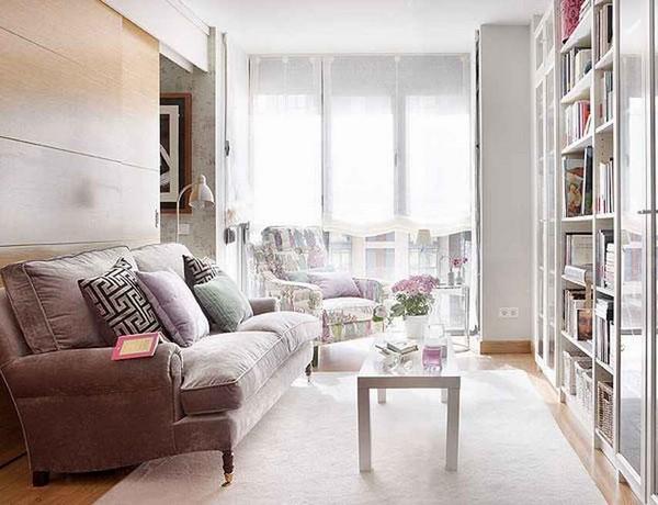 как расставить мебель в однокомнатной хрущевке