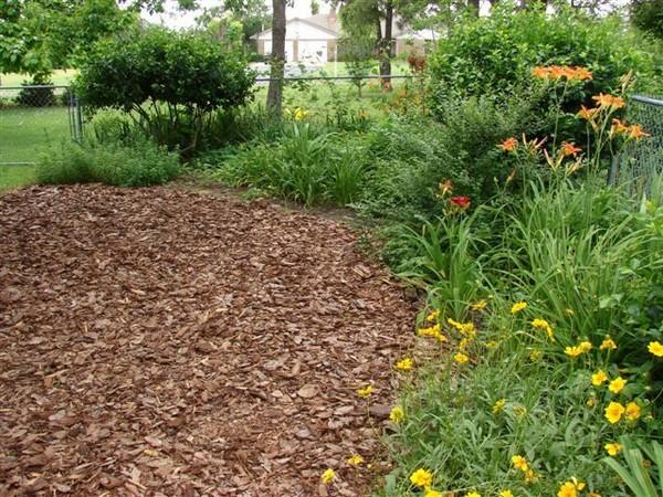 Древесная кора для сада и дачи