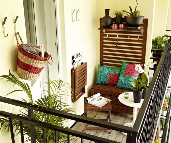 Красивые открытые балконы фото