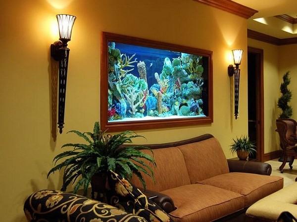 Настенные аквариумы-картины