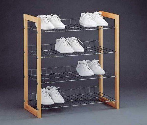 Обувная этажерка фото