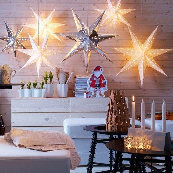 Как красиво украсить дом на Новый 2016 год