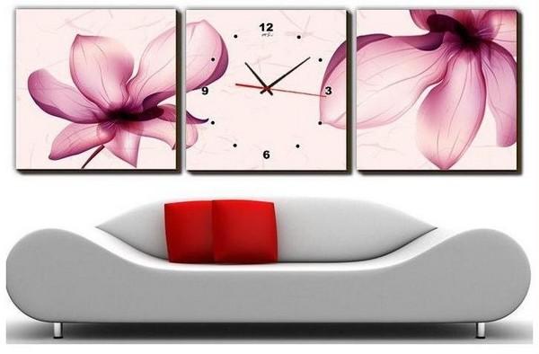 Часы-картины на стену оригинальные