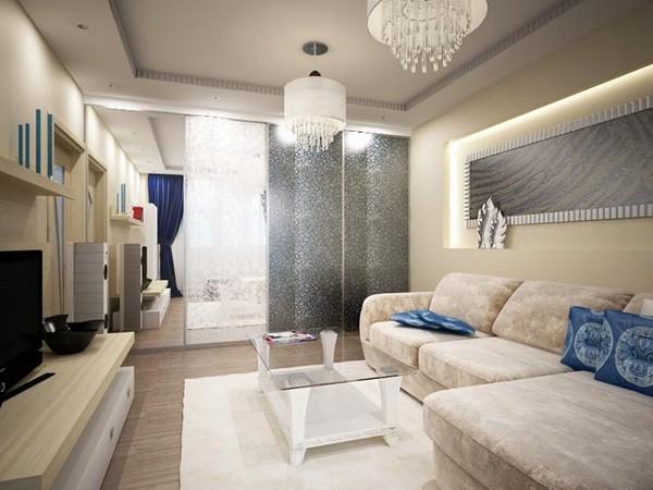 Модульный диван в спальню фото