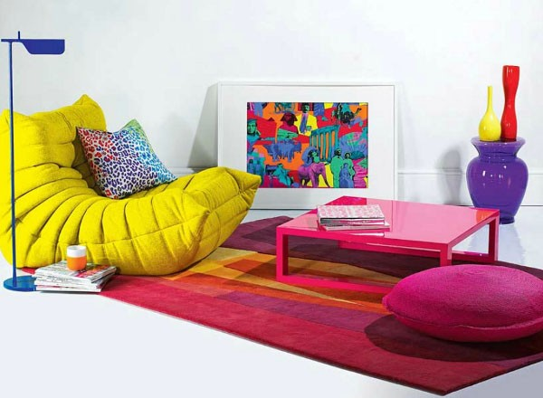 Мебель в стиле авангард