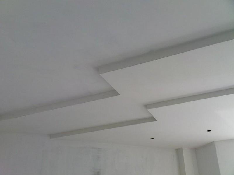 многоуровневый потолок фото
