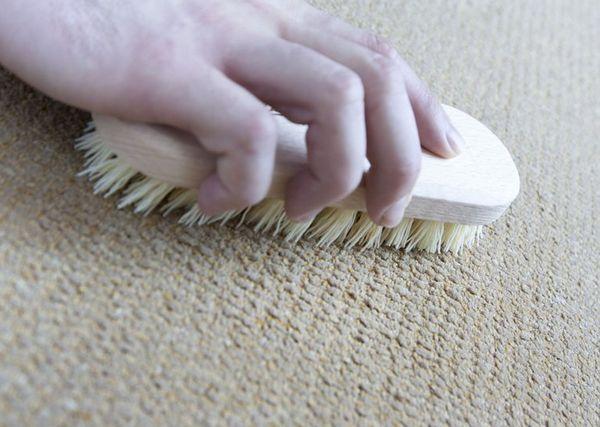 средства для сухой чистки ковролина