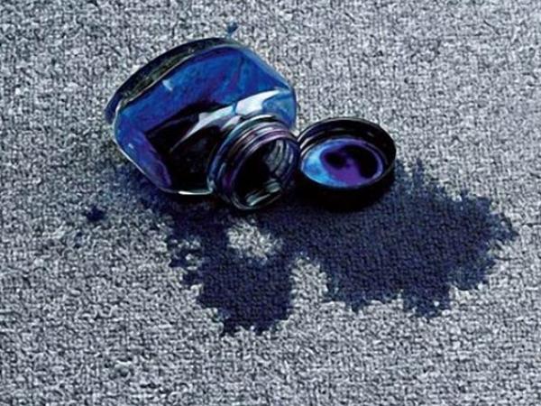 как очистить ковролин от пятен