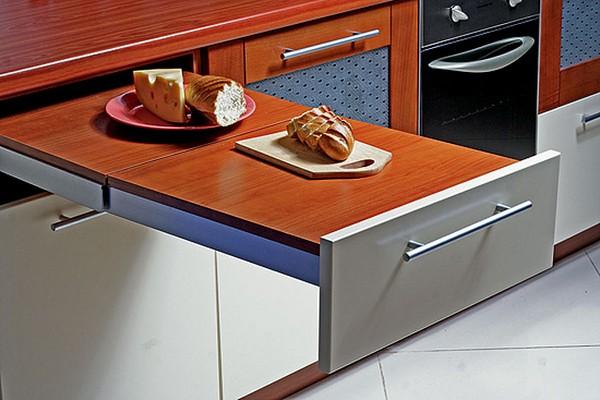 Кухонная мебель по индивидуальному заказу