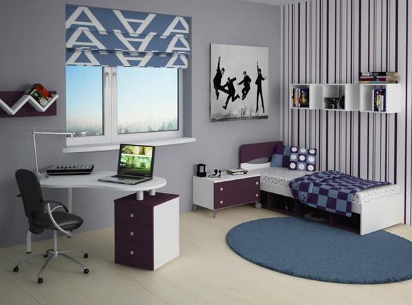Мебель для комнаты подростка под заказ фото