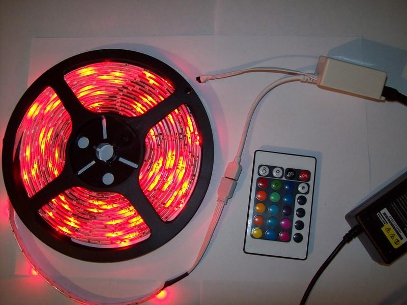 какую светодиодную ленту выбрать для подсветки потолка фото