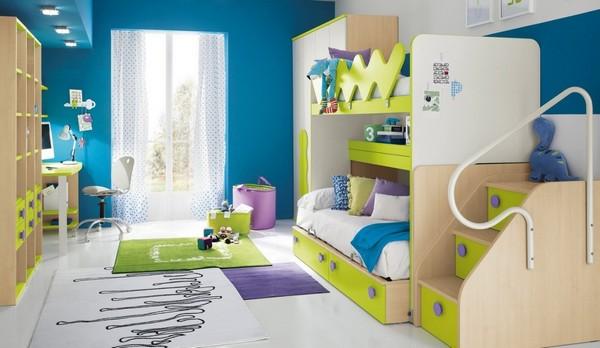 Яркие коврики для летнего дизайна детской