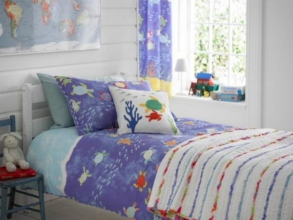 Подушки для детской с летними мотивами