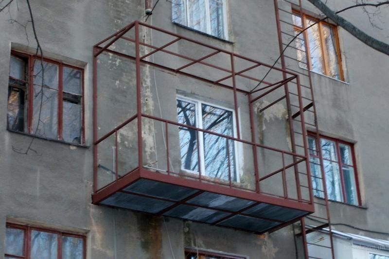 как можно сделать балкон фото