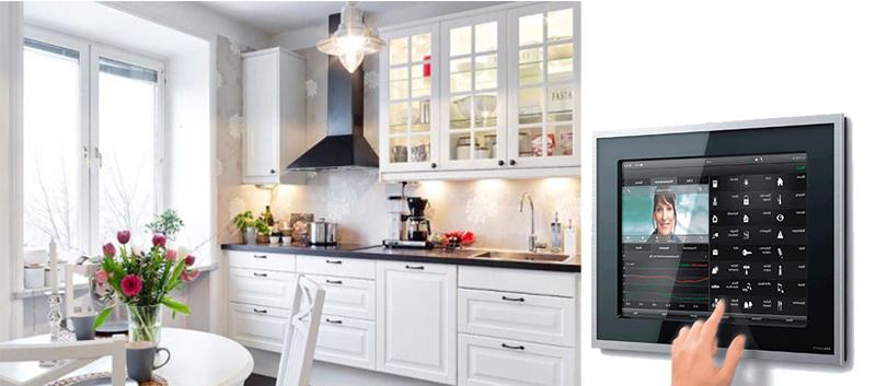 система умный дом на кухне фото