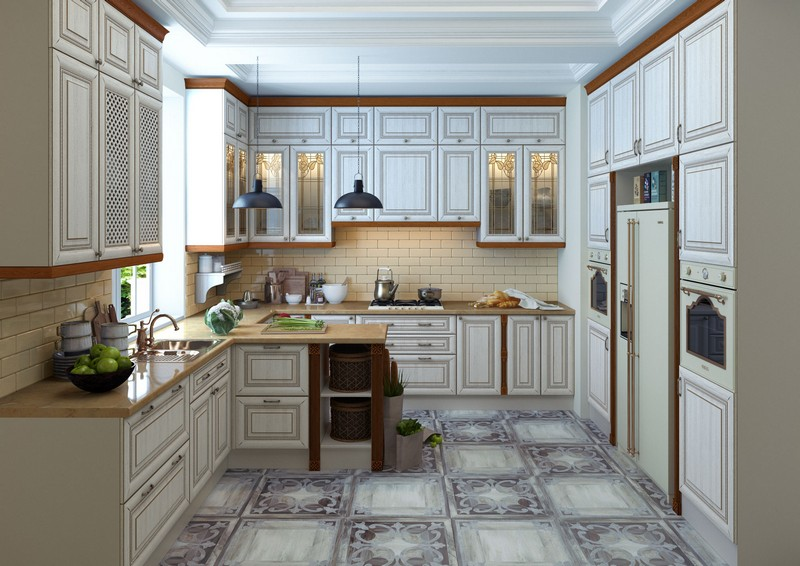 как сделать кухню уютной фото