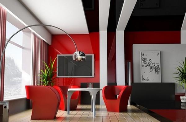 квартира студия в стиле авангард фото