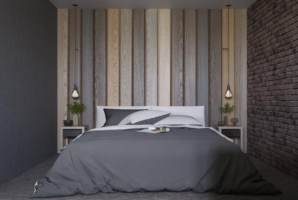спальня в квартире студии фото