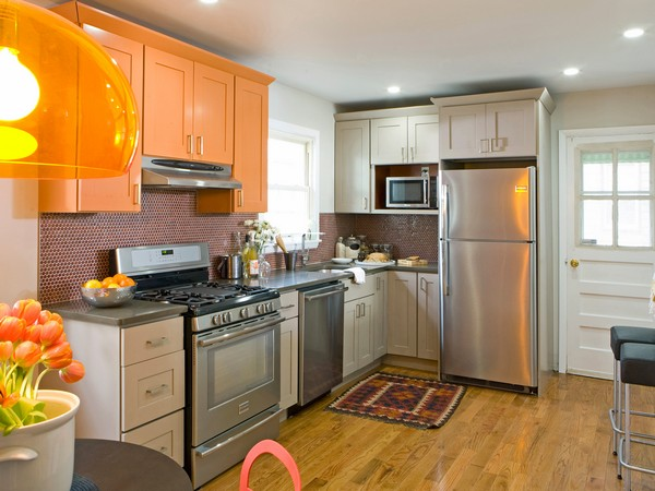 Как сэкономить место на кухне встраиваемой техникой