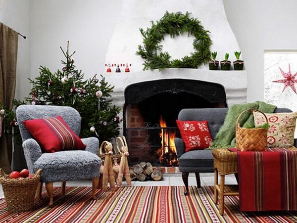 Готовимся к Новому году 2017 украшаем дом