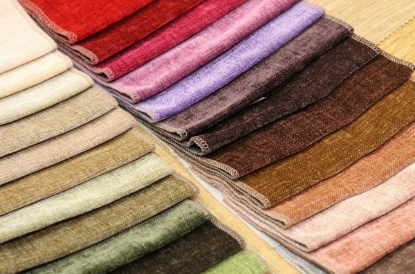 Обивочные ткани для мебели вельвет