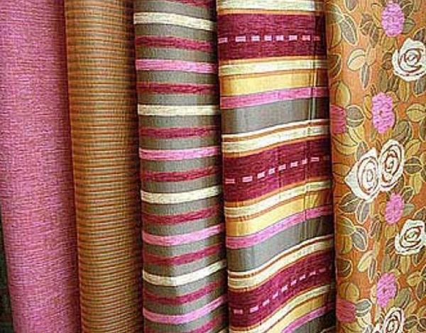Выбор ткани мебельной обивочной жаккард