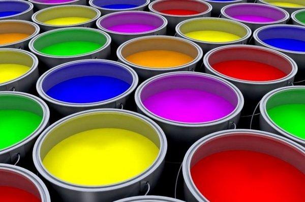Краска на резиновой основе
