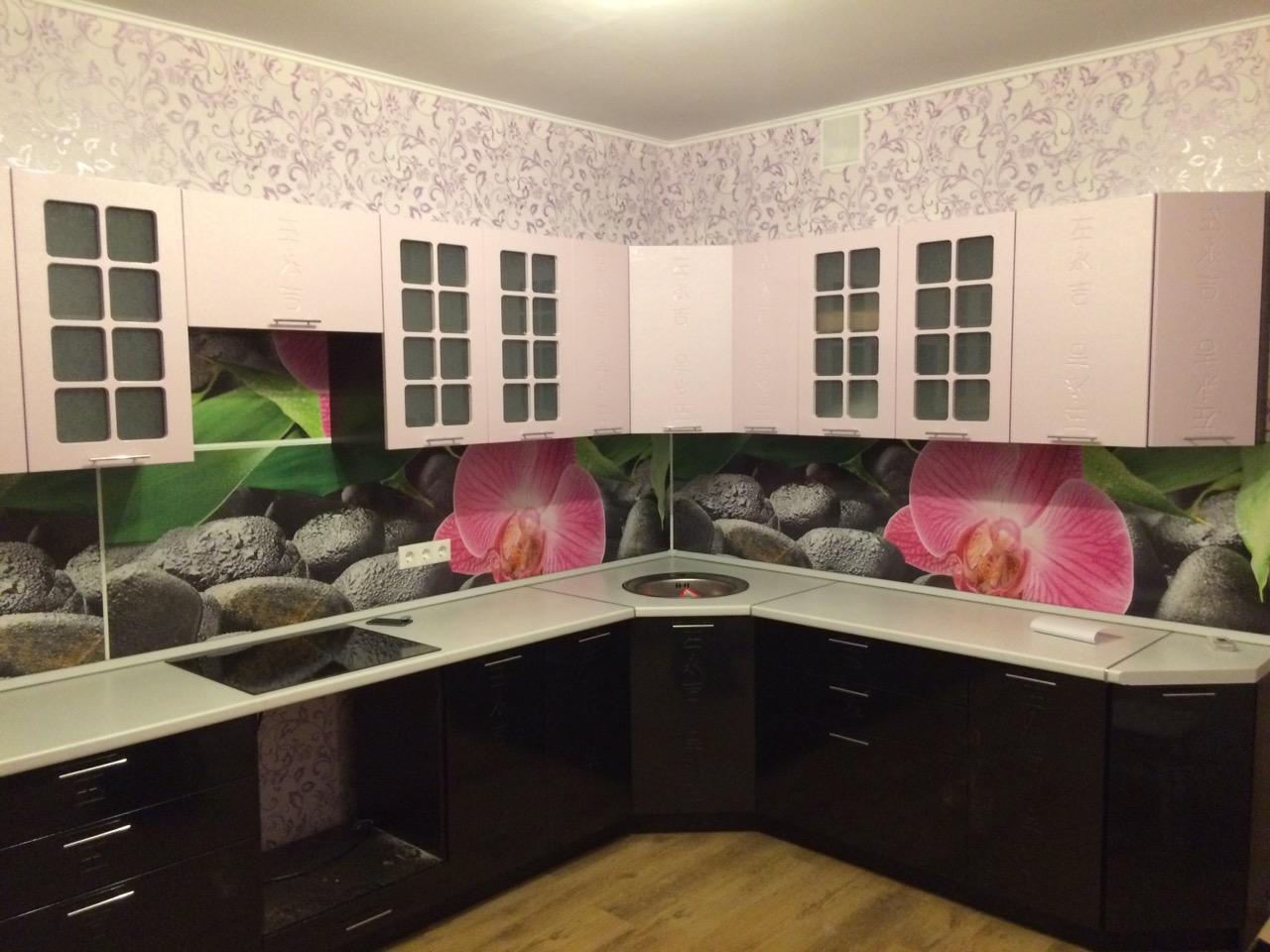 угловая кухня иероглиф фото