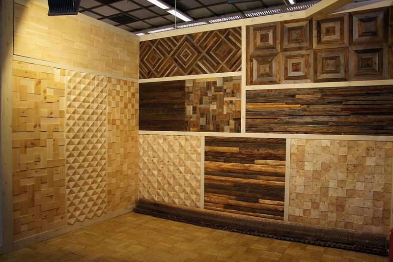 деревянная плитка фото