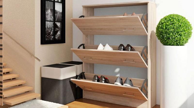 обувница в прихожую фото