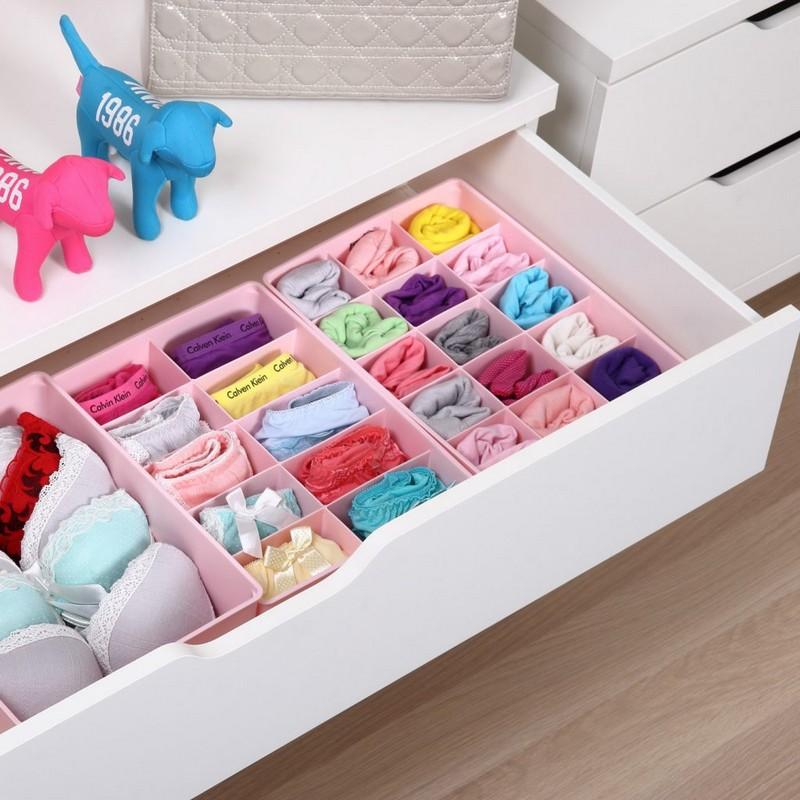 органайзер для хранения вещей в шкафу фото