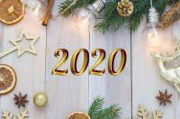 Как украсить дом на Новый год 2020