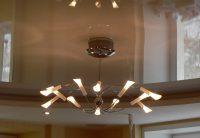 Потолочные светильники в интерьере: разнообразие вариантов