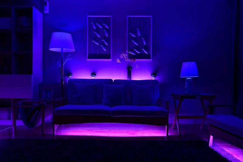 умное освещение для квартиры фото