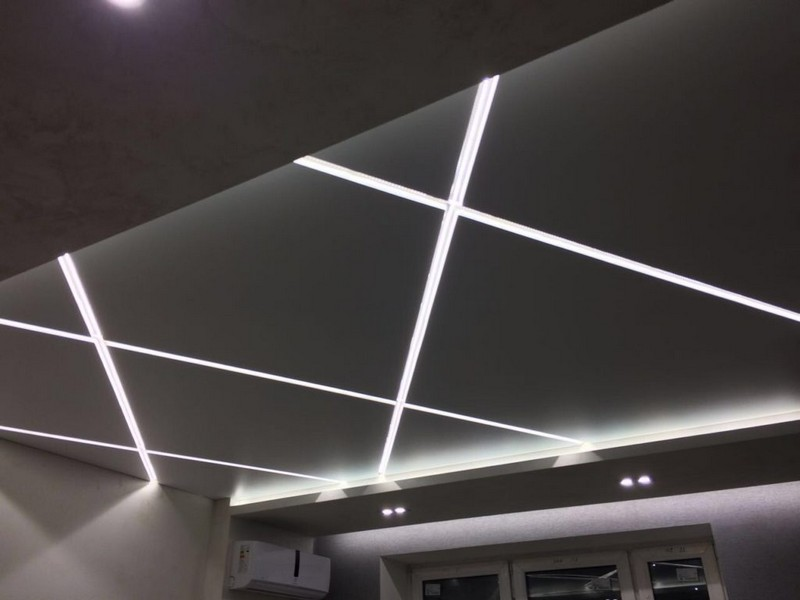 преимущества световых линий