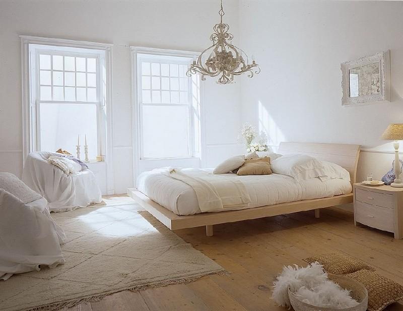 как выбрать мебель для спальни в скандинавском стиле