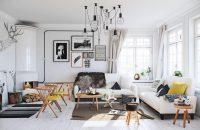 Мебель в скандинавском стиле: какую выбрать для гостиной, спальни, кухни и ванной
