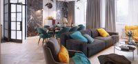 Текстиль в интерьере: для домашнего уюта и комфорта