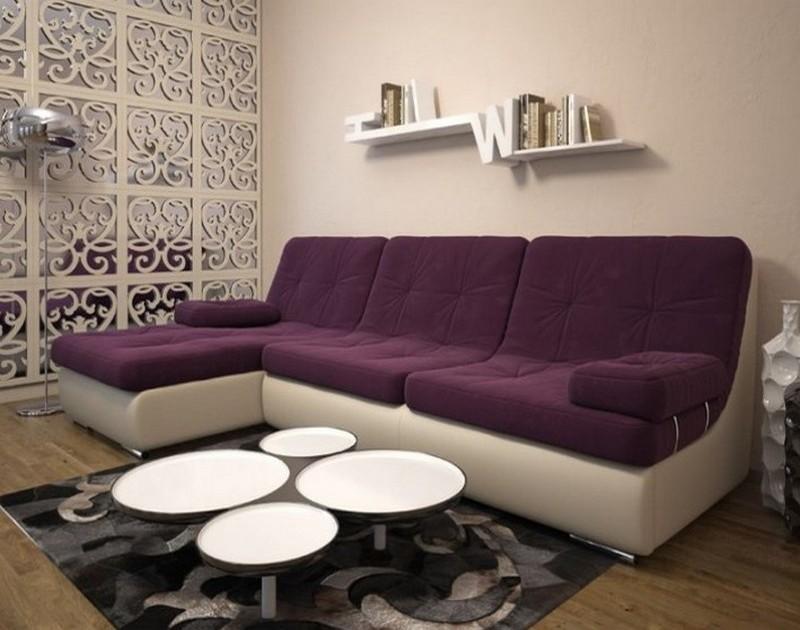 диван в маленькой гостиной фото