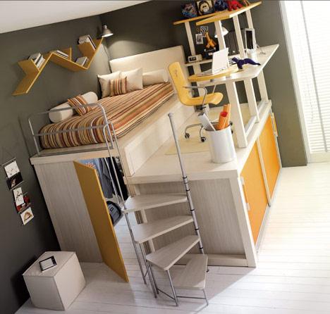 Детская в углу вашей комнаты