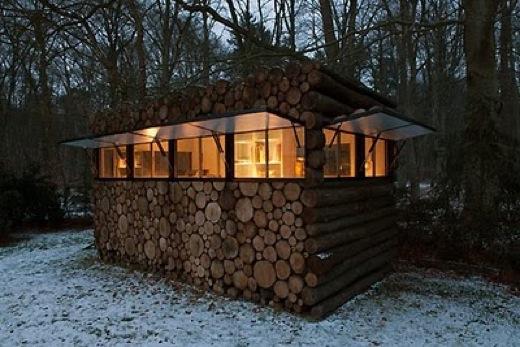 Дом для уединения