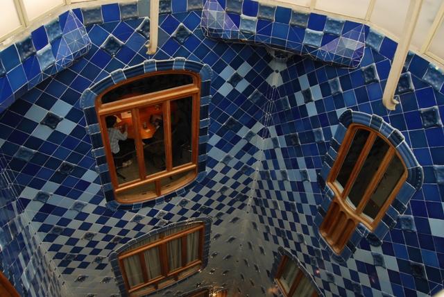 Дом Костей архитектора Гауди