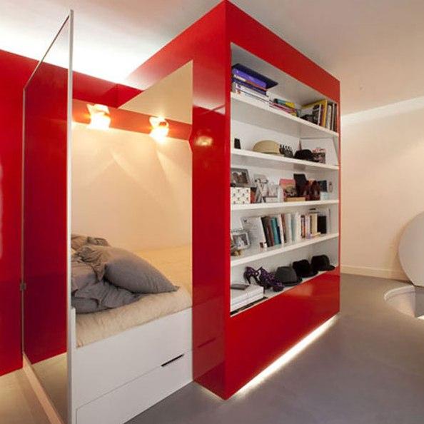 Интерьеры комнат с обоями фото