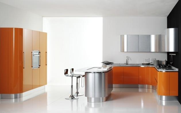 Встроенная кухня