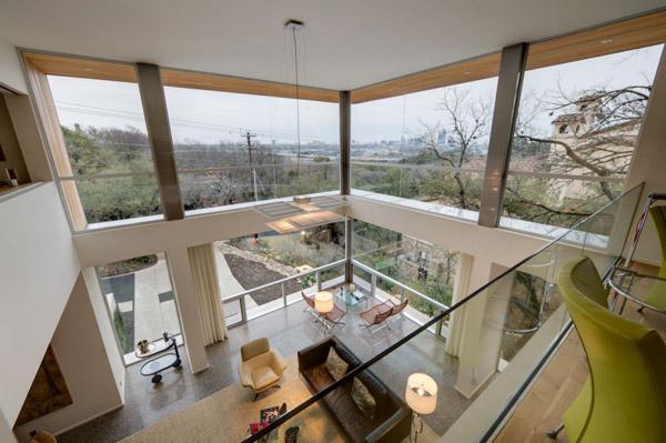 механические дома с высокими окнами проекты лучше сделать жесткой