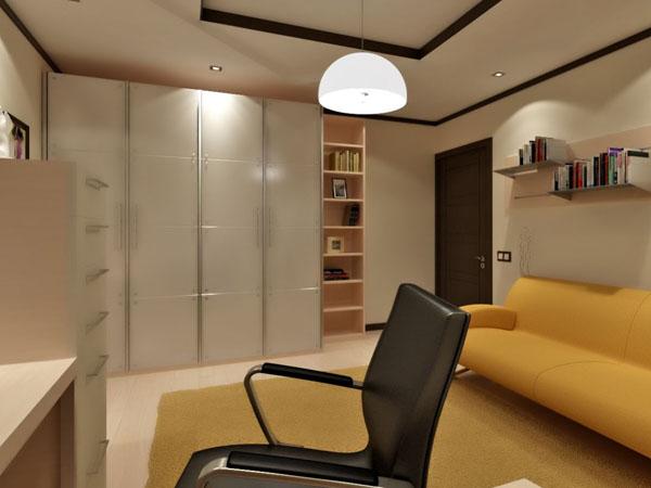 Дизайн типовой панельной квартиры
