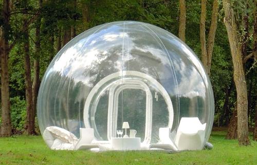 Палатка-пузырь