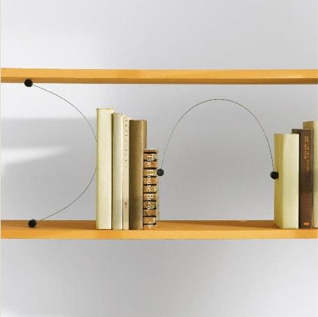 Замечательная идея для книжных полок