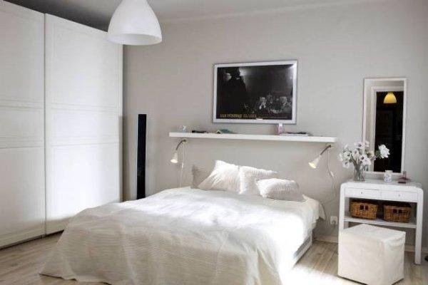 Максимальная функциональность однокомнатной квартиры для молодой женщины